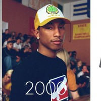 Monthly Muse: Pharrell Williams doesn't age